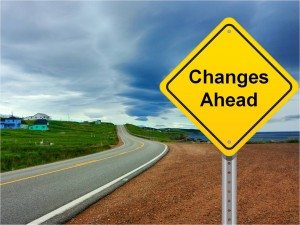 Image result for changes ahead