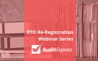 RTO re-registration webinar series