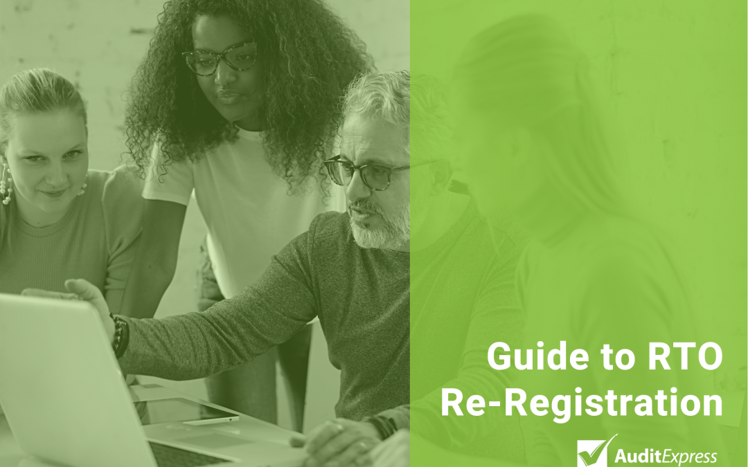 The Guide to RTO Re-Registration