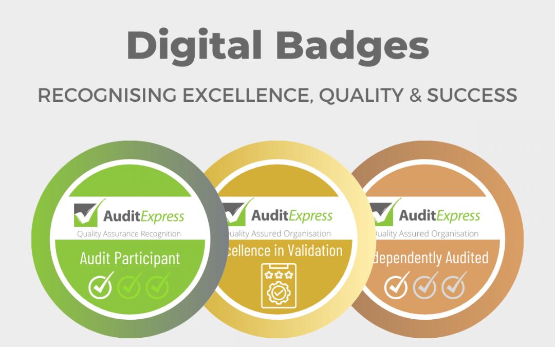 Audit Express Launches its Digital Badging Framework